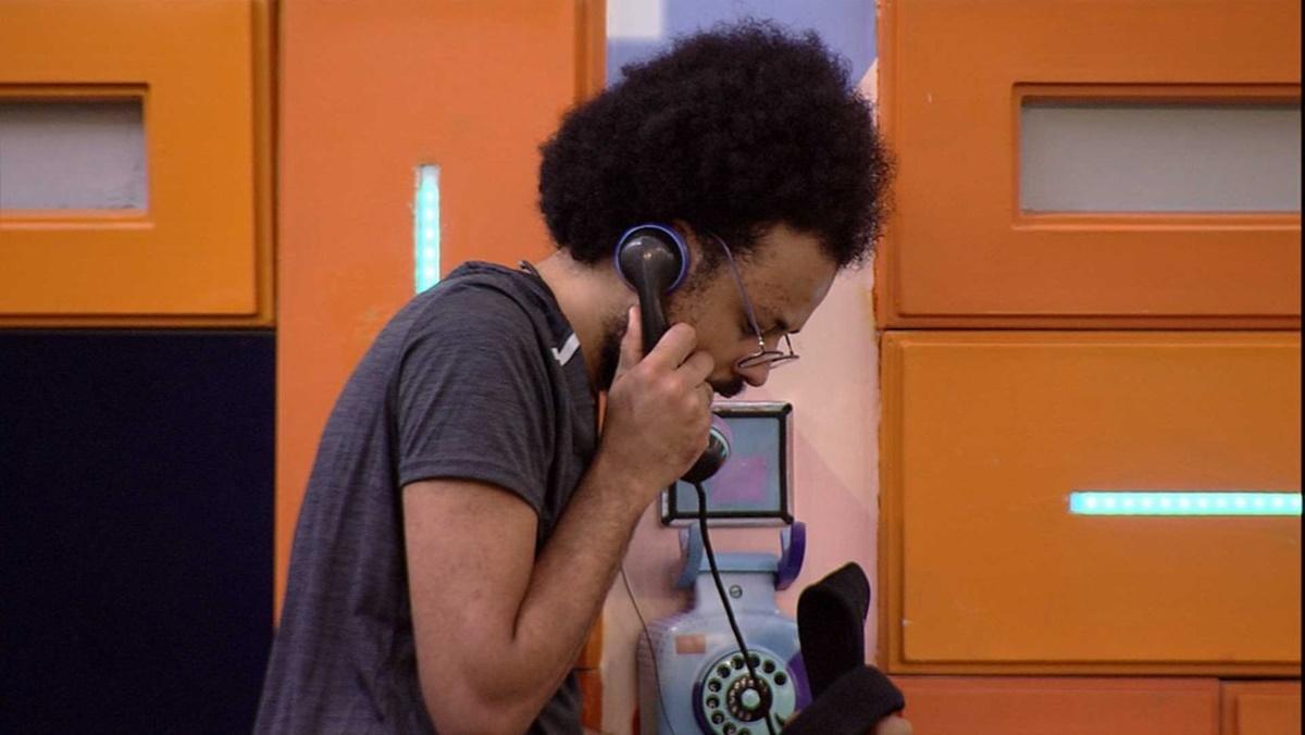 João Luiz no BBB21