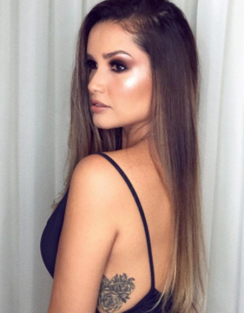 Imagem mostra Juliette do BBB21- tatuagem