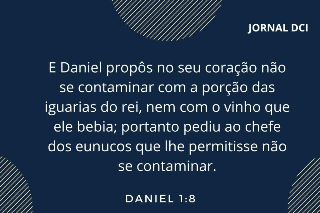 Versículo Daniel