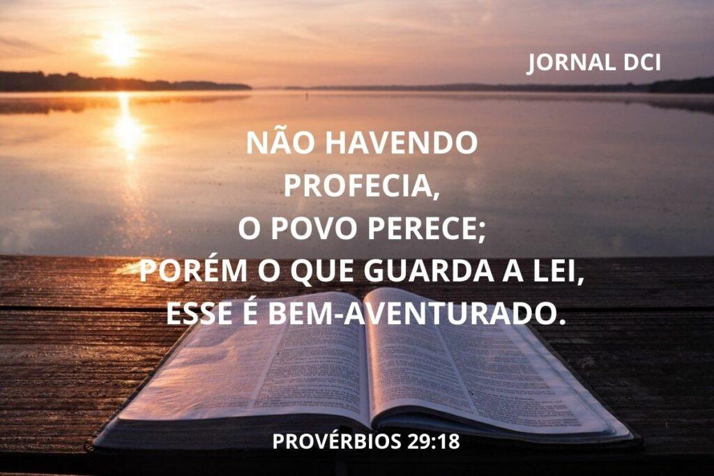 Provérbios do dia de hoje