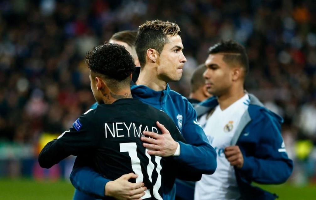 Cristiano Ronaldo x Neymar