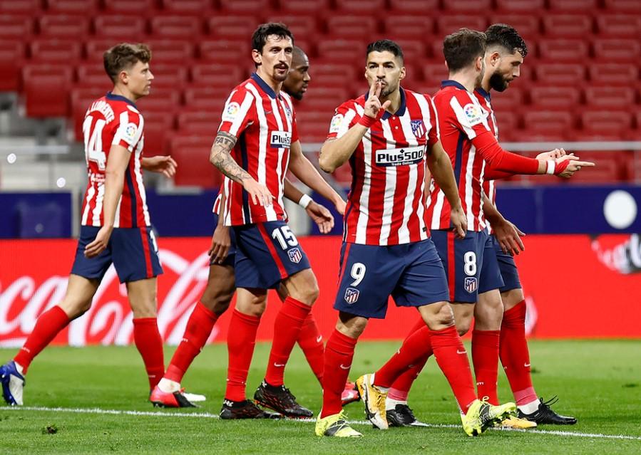 Granada x Atlético de Madrid