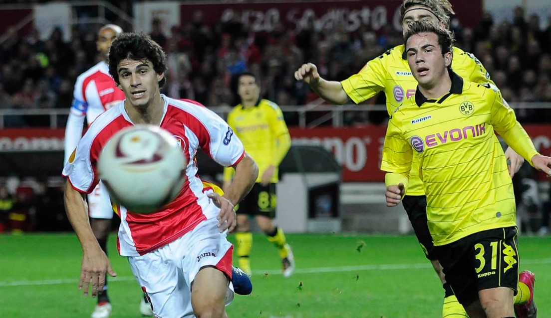 Sevilla x Borussia Dortmund