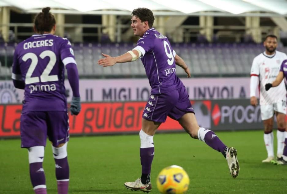 Fiorentina x Spezia