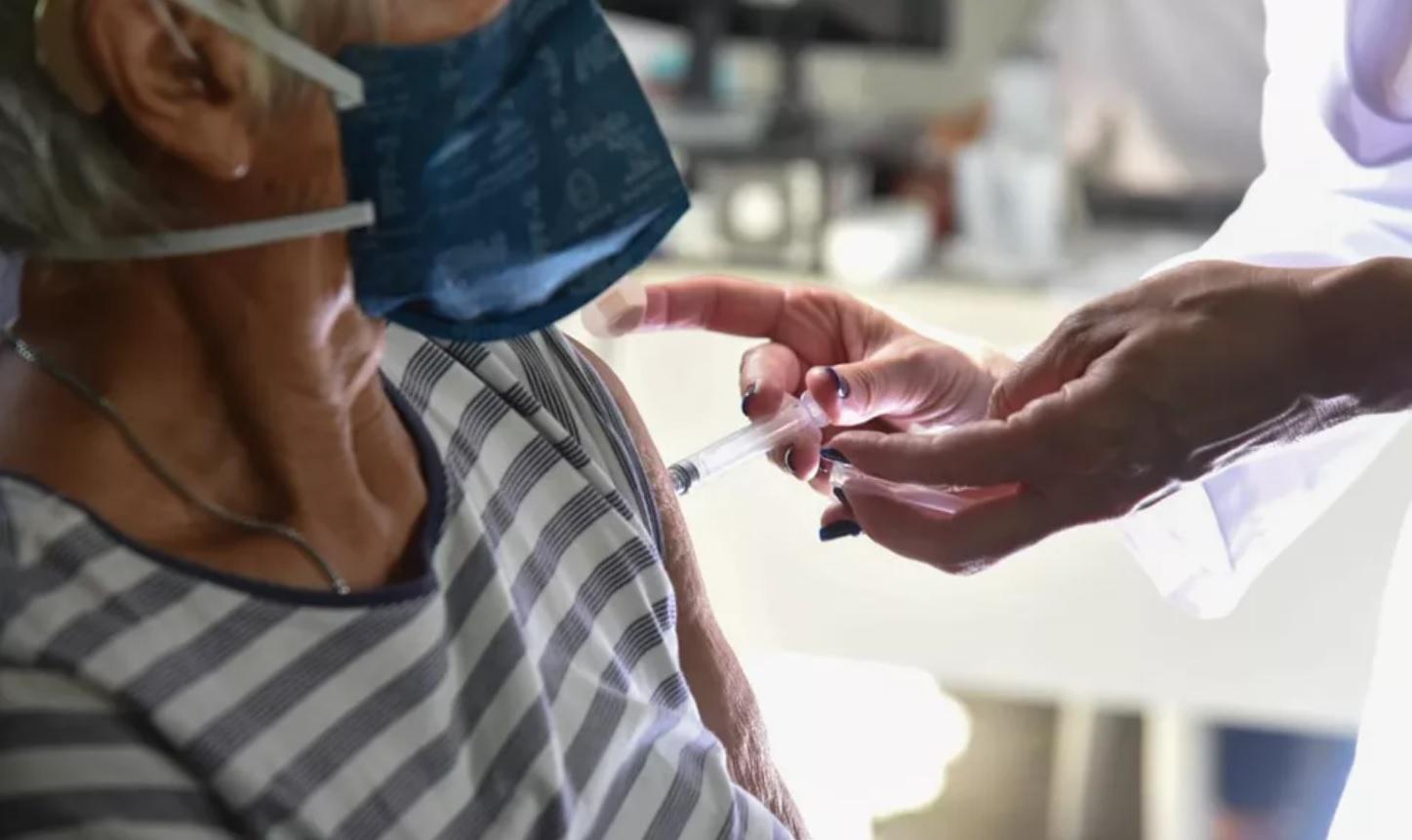 vacinação contra COVID-19 SP