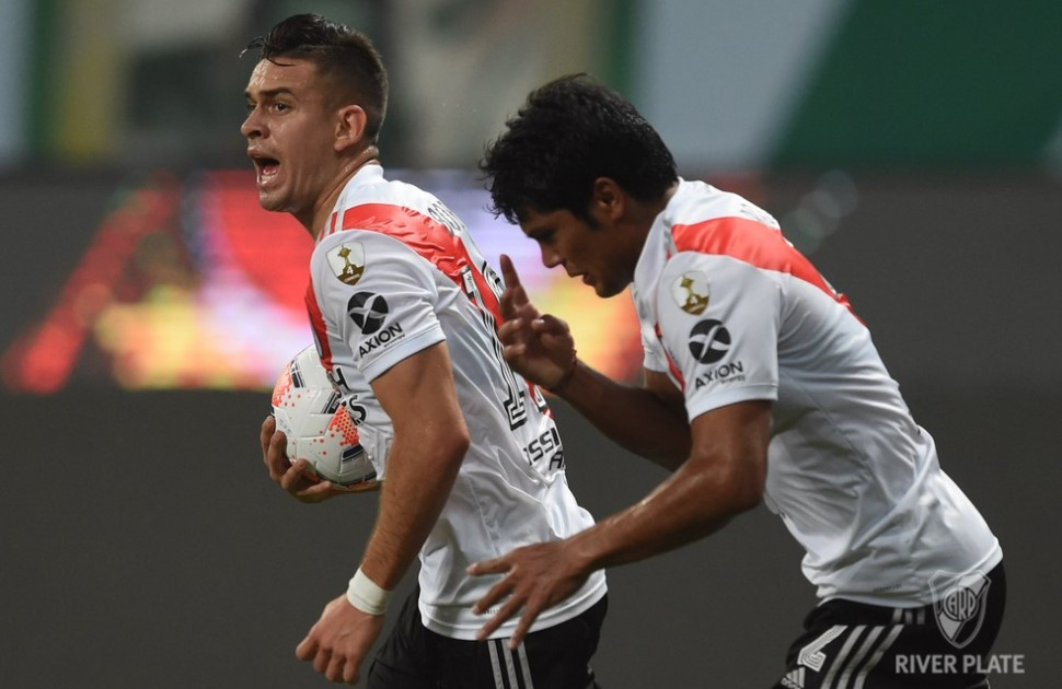 River Plate x Rosario Central