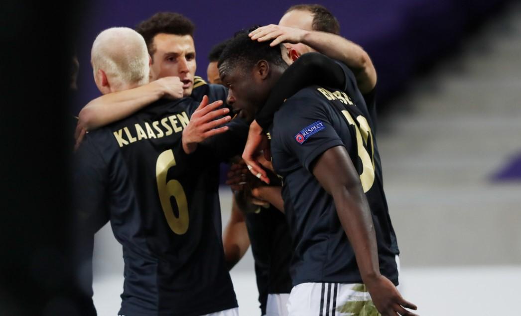 Ajax x Sparta Rotterdam