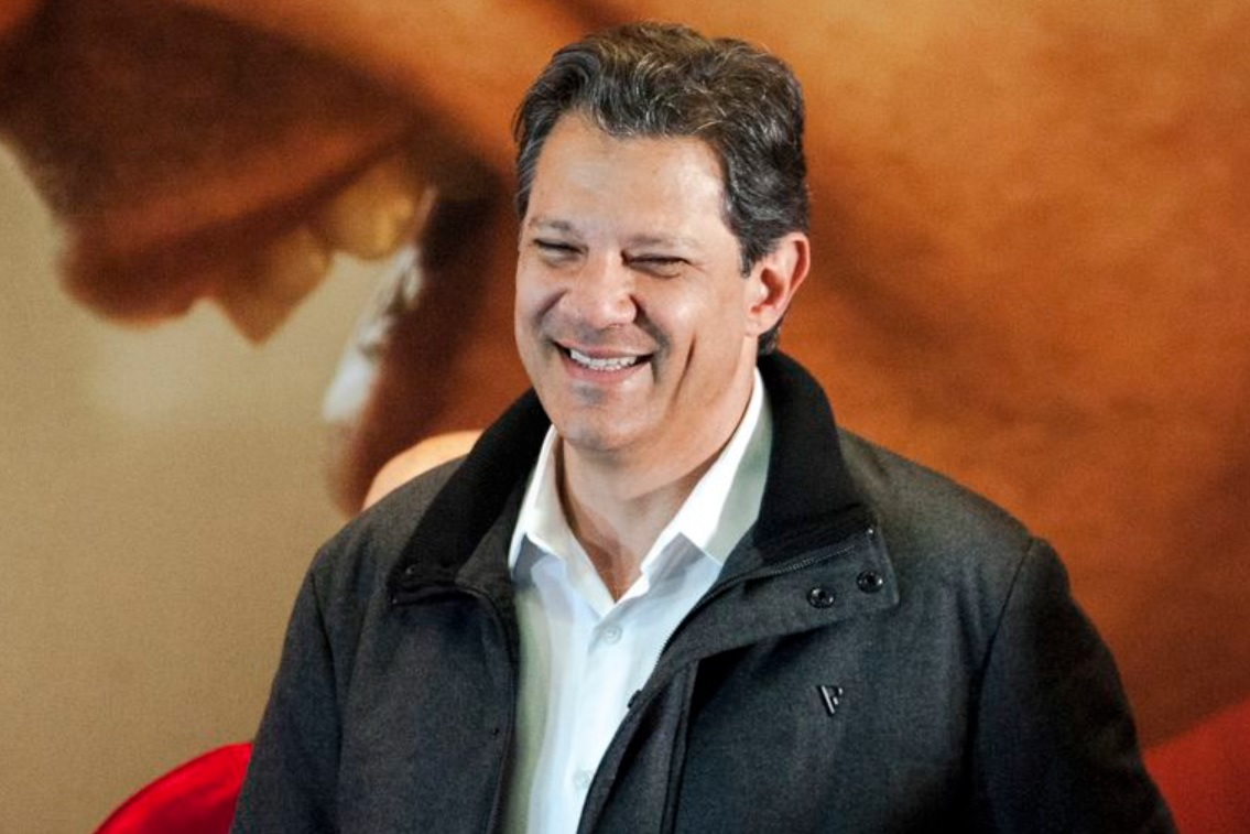 Haddad será candidato de Lula na eleição de 2022