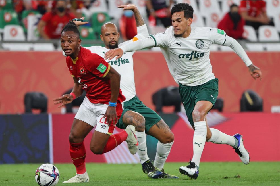 Palmeiras dá vexame no Mundial