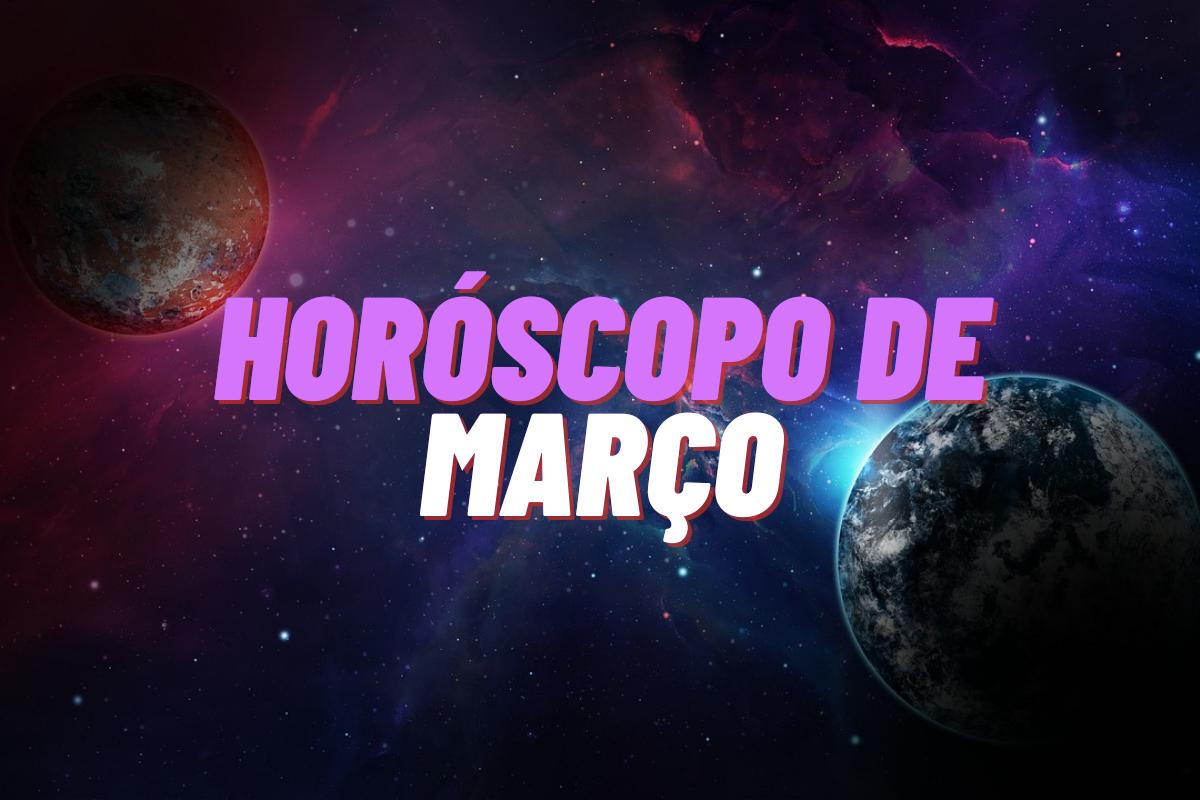 horóscopo de março