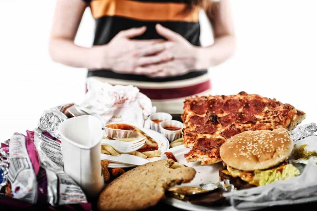 ansiedade por comida