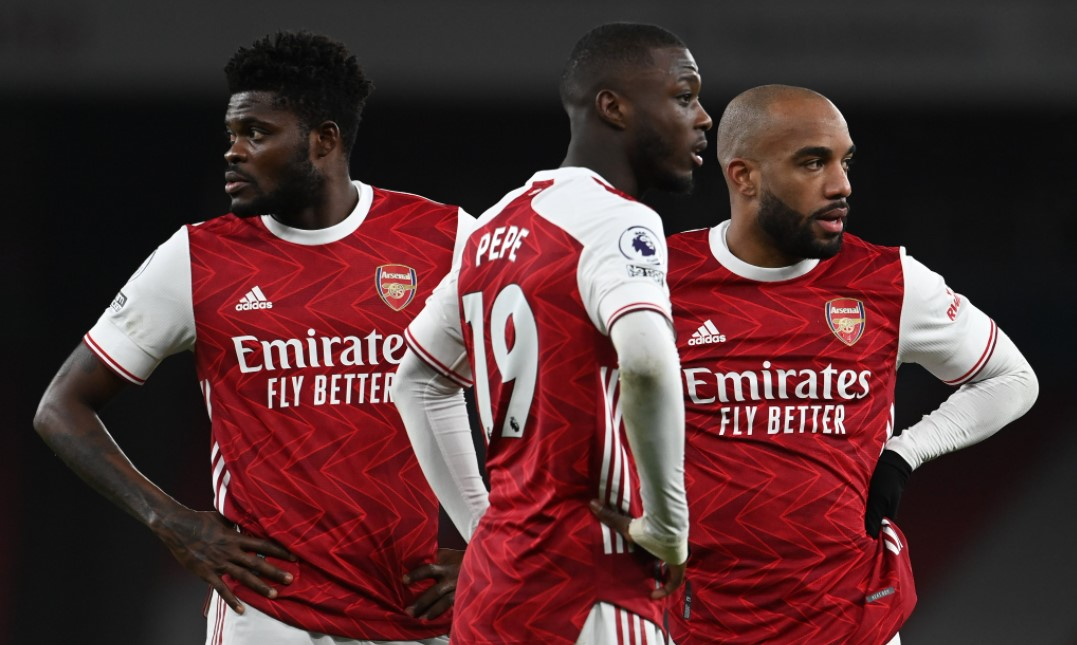 Aston Villa x Arsenal