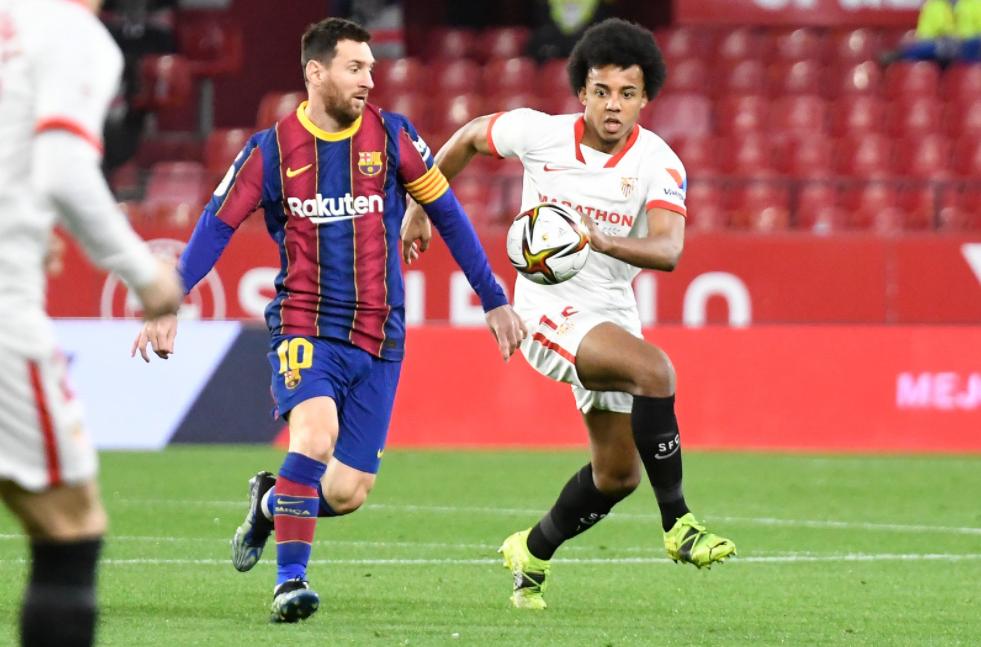 Barcelona e Sevilla voltam a se enfrentam dia 3 de março
