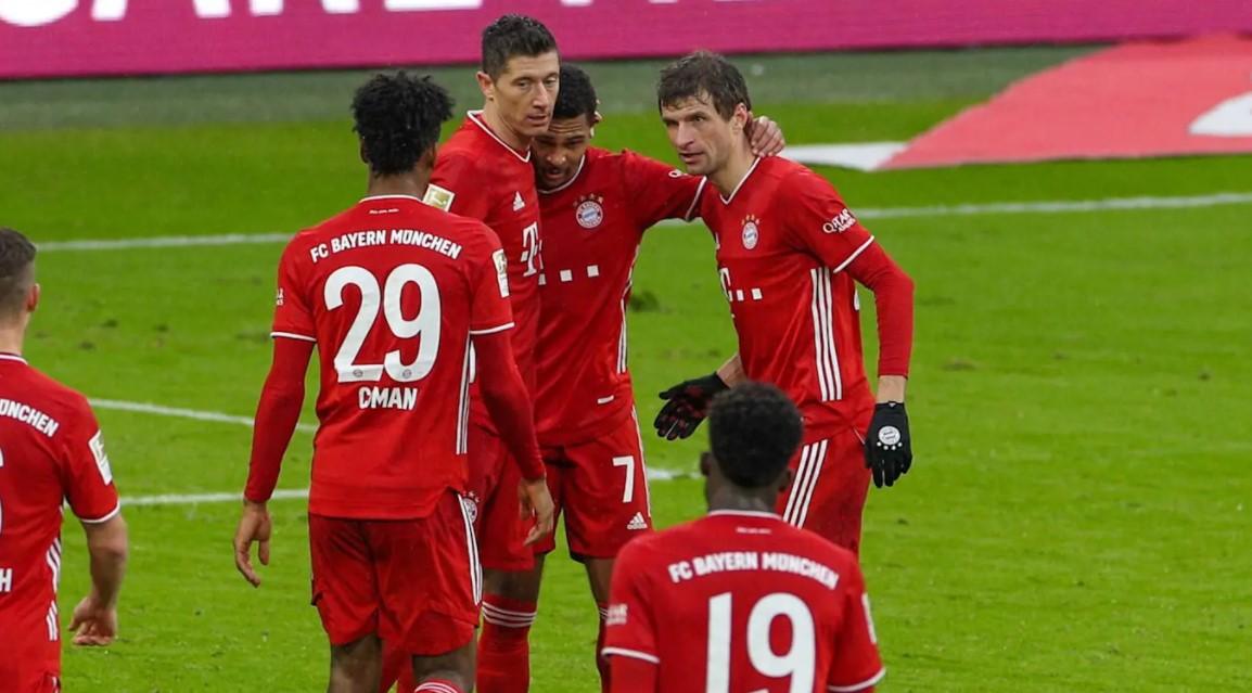 Hertha Berlin x Bayern de Munique