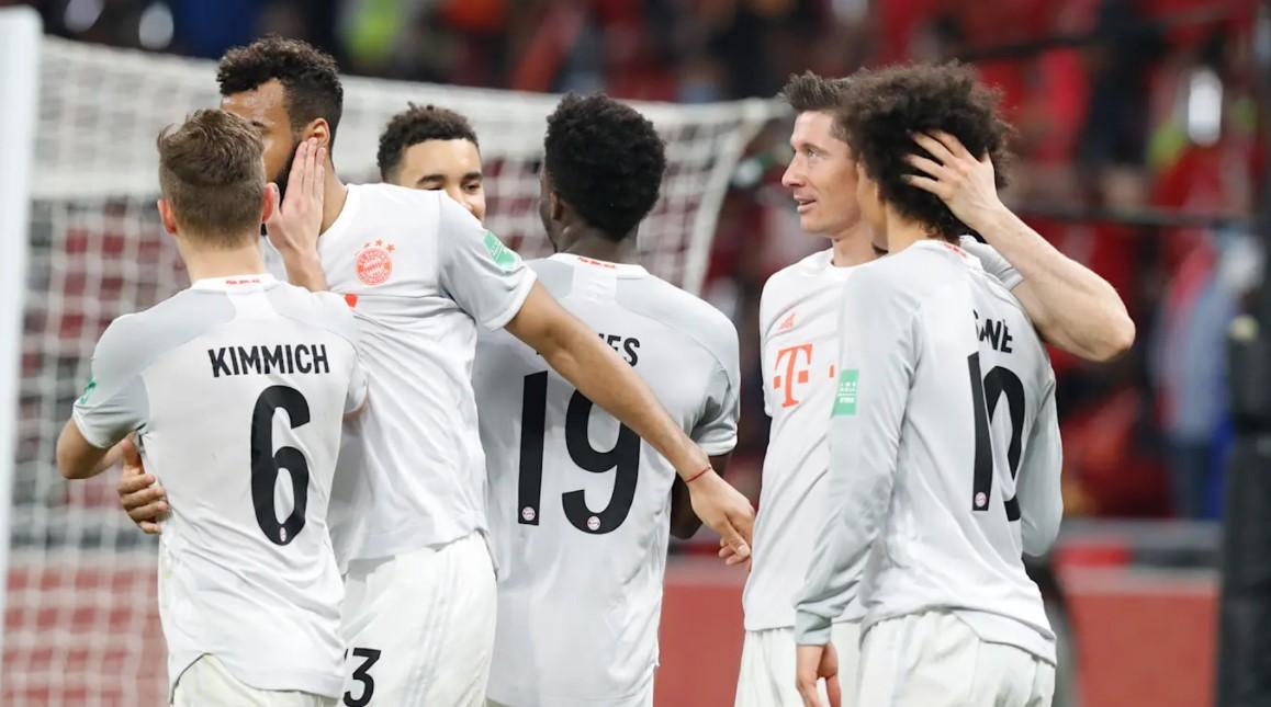 Bayern de Munique x Tigres