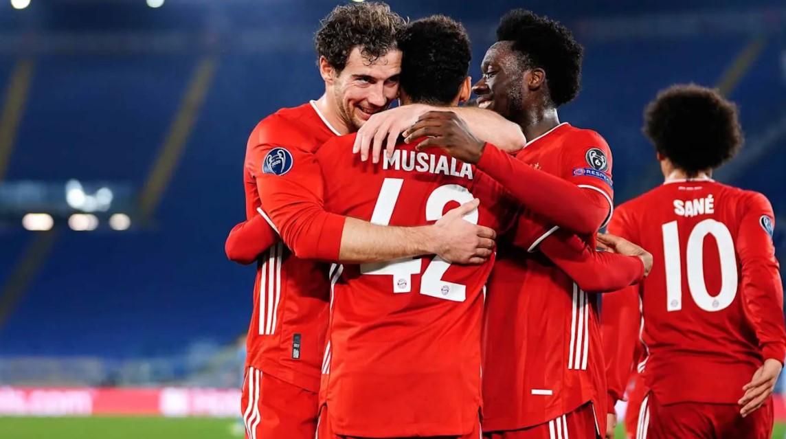 Bayern de Munique x Colônia