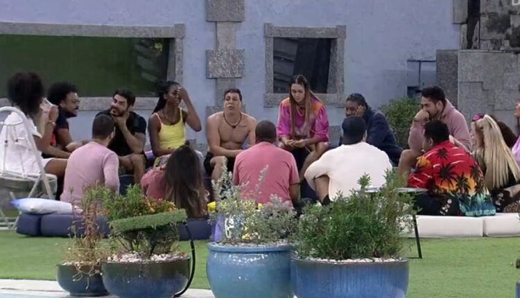 Imagem mostra Brothers no BBB21