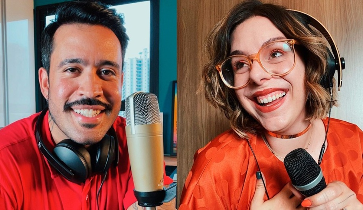 Samir Duarte e Jeska Grecco - BBB21