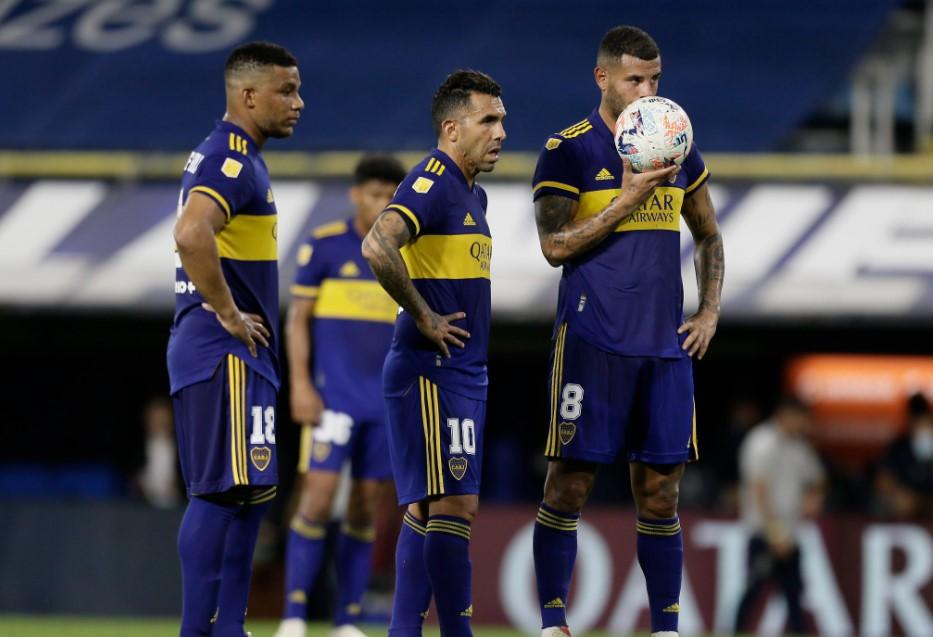 Newell's Old Boys x Boca Juniors