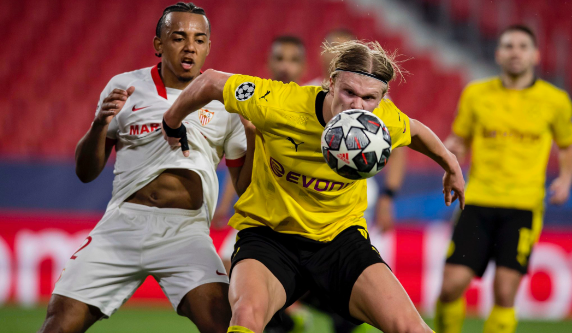 Borussia vence Sevilla de virada na Champions