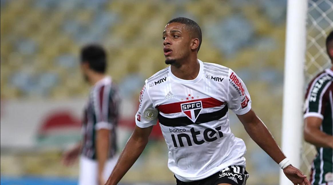 São Paulo vende Brenner para equipe norte-americana