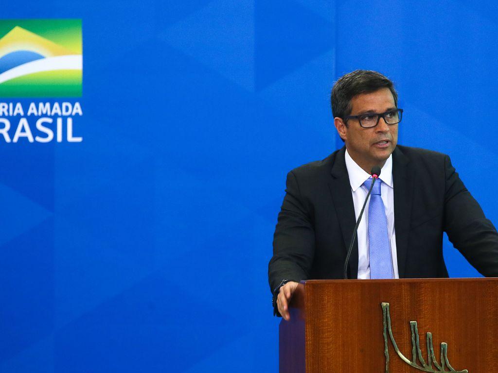 Imagem mostra Roberto Campos Neto Presidente do Banco Central fala sobre novo auxilío emergencial