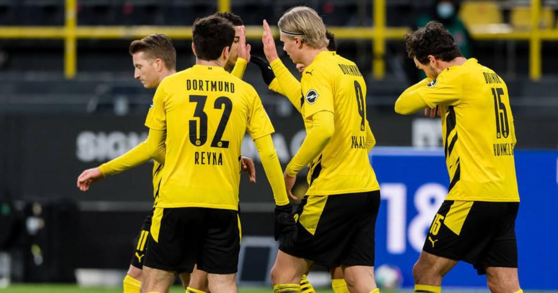Borussia Dortmund x Paderborn