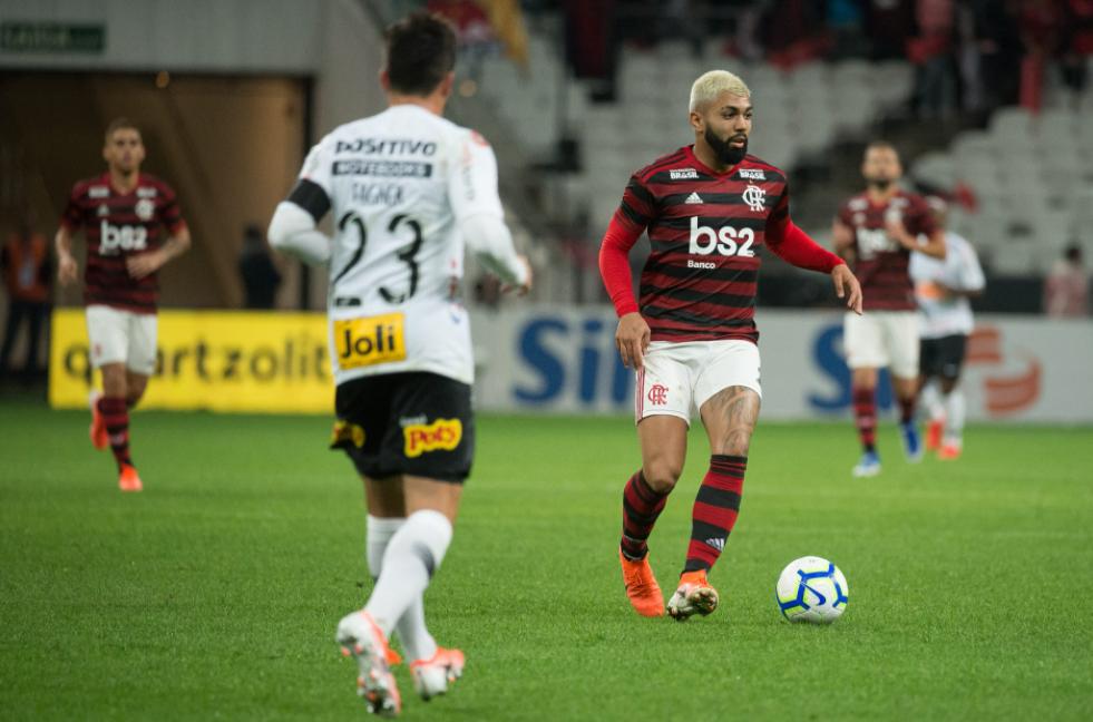 Confira onde assistir o clássico interestadual entre Flamengo e Corinthians