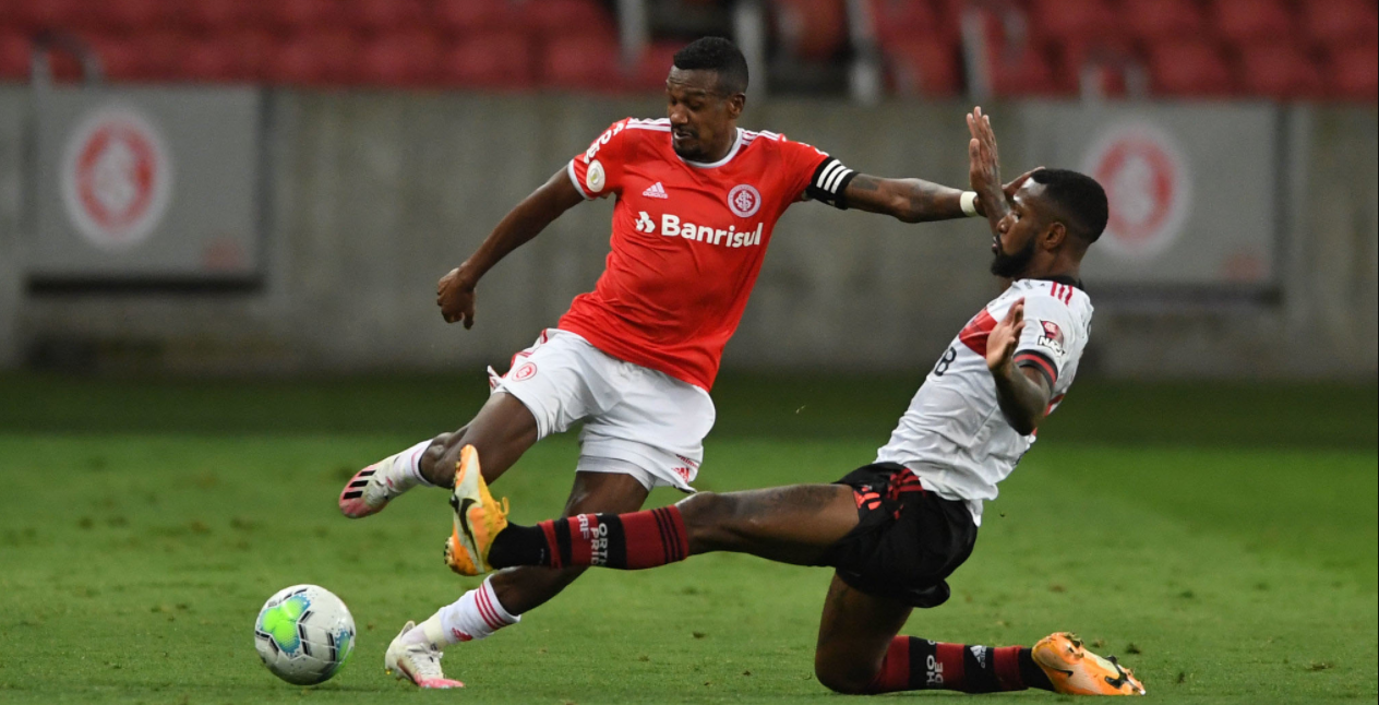 Flamengo e Inter fazem jogo com cara de 'final' do Brasileirão