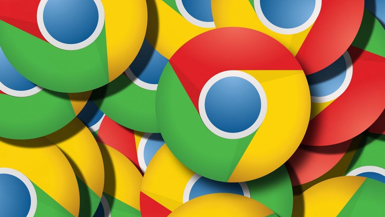 Google Chrome ícones