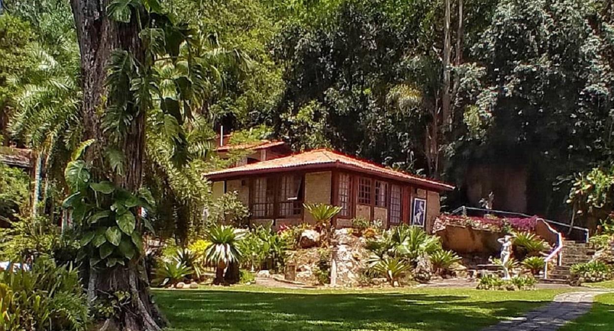 Hotéis fazenda no Rio de Janeiro