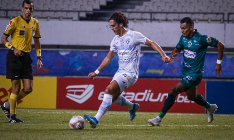 Confira onde assistir duelo entre Paysandu e Manaus pela Copa Verde