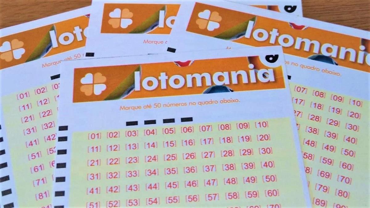 resultado da lotomania - A imagem mostra volantes da Lotomania