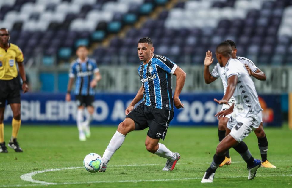 Confira onde assistir o confronto entre Botafogo e Grêmio