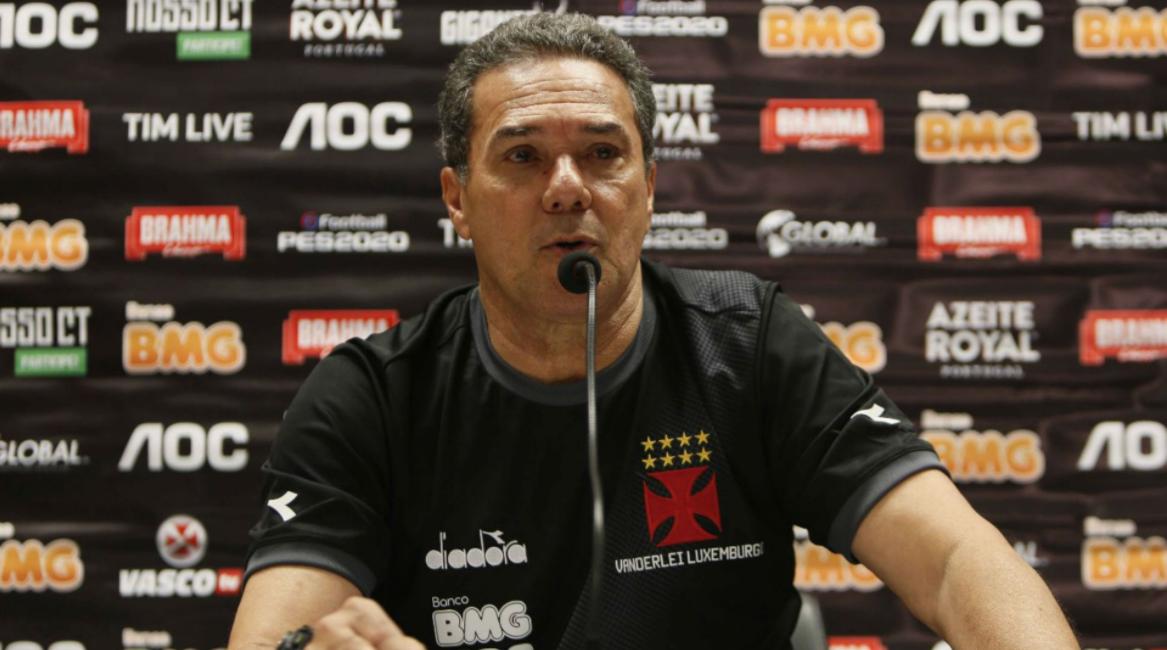 Com 37 pontos, torcida do Vasco faz as contas para não cair para a Série B