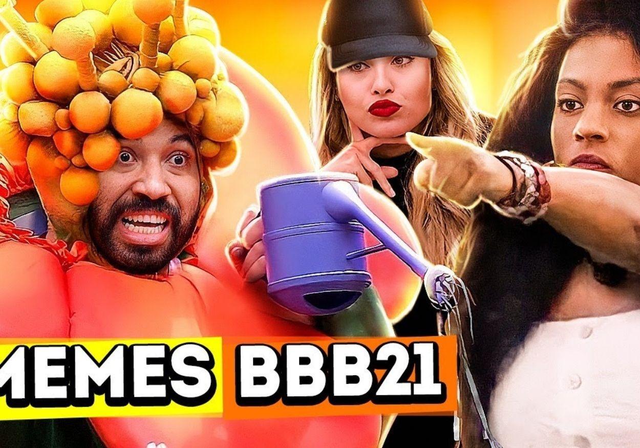 Memes BBB 2021: os melhores momentos do Twitter e do Instagram
