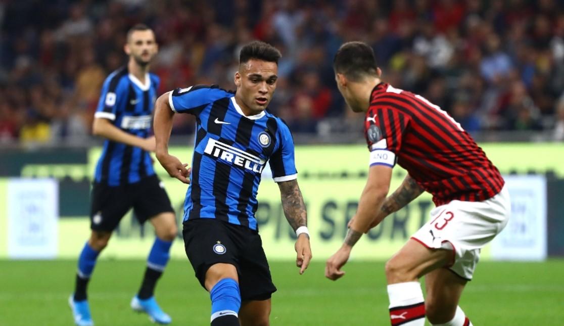 Milan x Inter de Milão