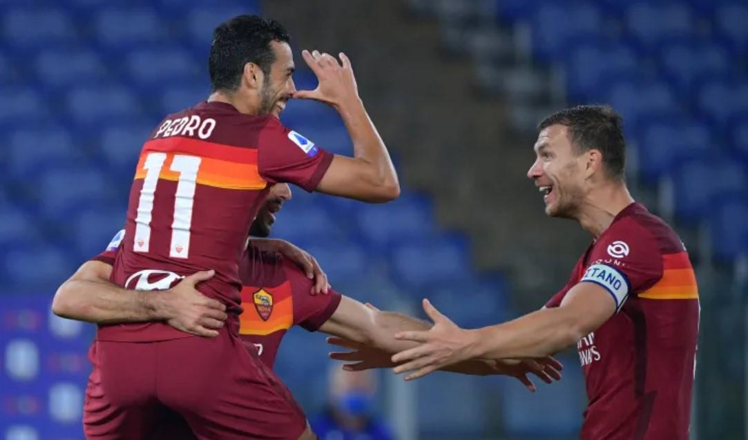 Roma x Udinese