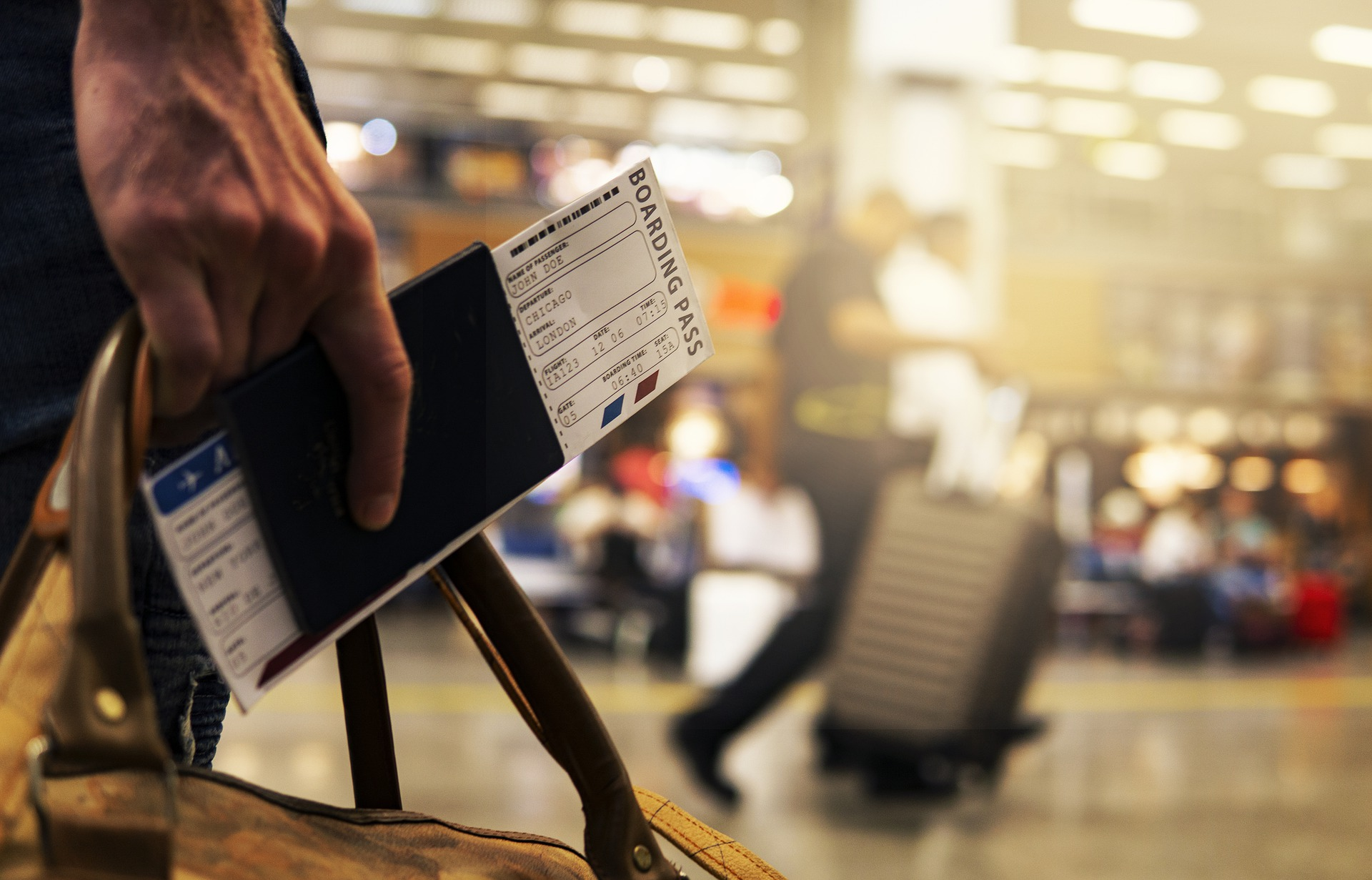 passaportes mais poderosos 2021 aeroporto