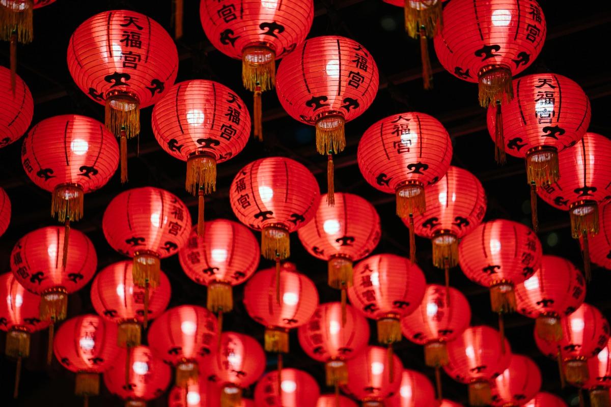 Imagem mostra Festival da Primavera que marca o começo do Ano Novo Chinês
