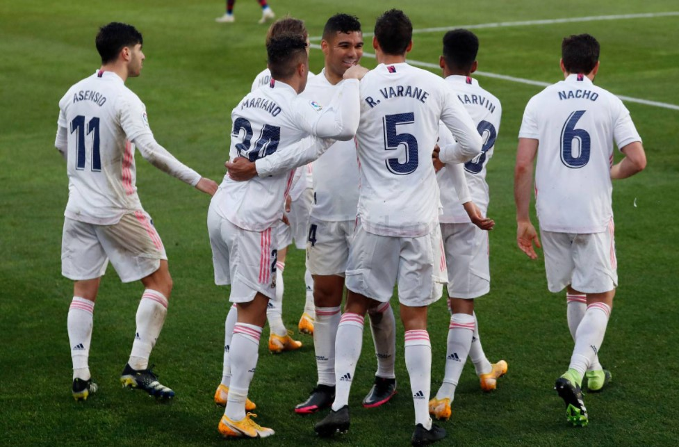 Real Madrid x Getafe