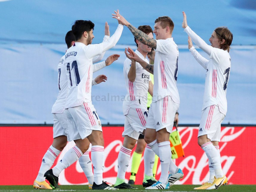 Huesca x Real Madrid