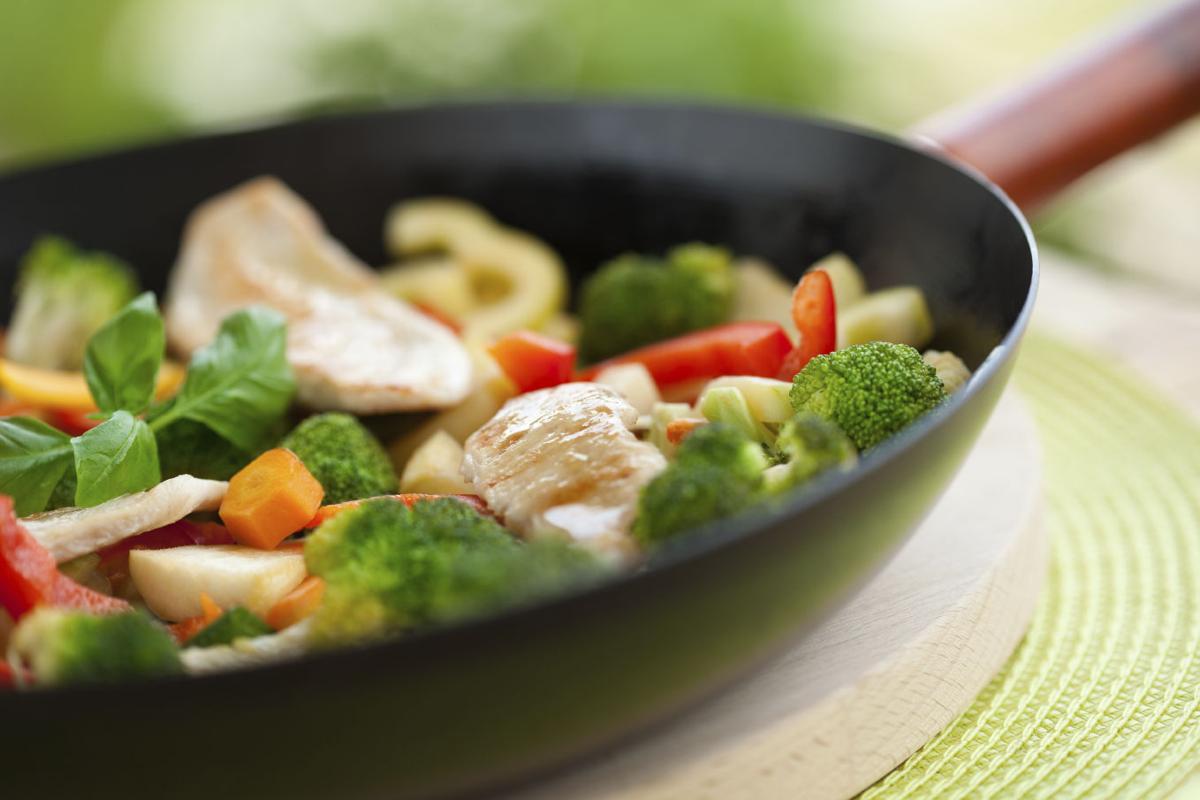 receitas fitness para jantar