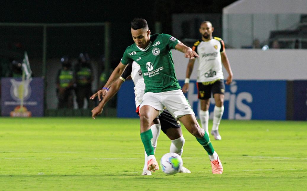 Confira onde assistir quartas de final entre Goiás e Aparecidense