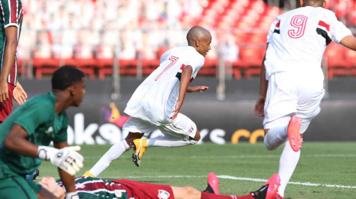 Saiba onde assistir a Supercopa Sub-17, entre São Paulo e Fluminense