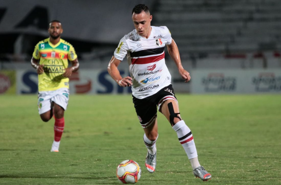 Confira onde assistir partida entre Santa Cruz e Itabaiana pela Copa do Nordeste