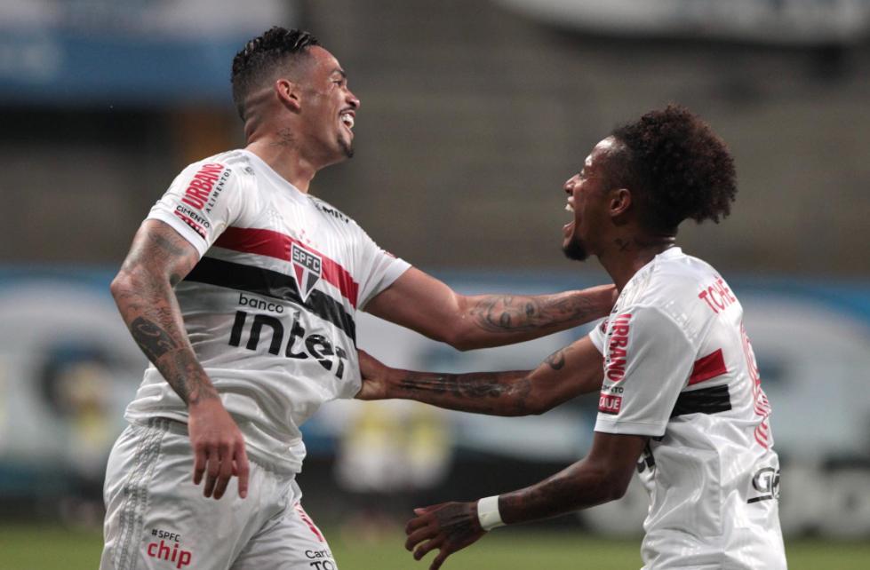 Veja quais as chances do São Paulo ser campeão do Brasileirão