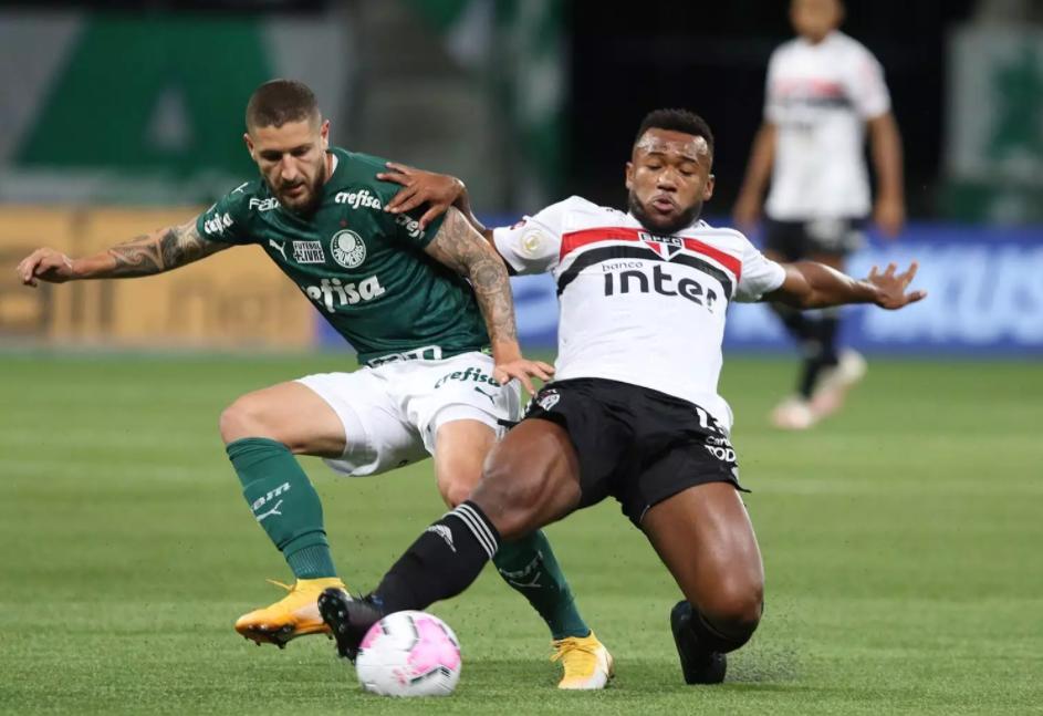 Saiba onde assistir o clássico entre São Paulo e Palmeiras