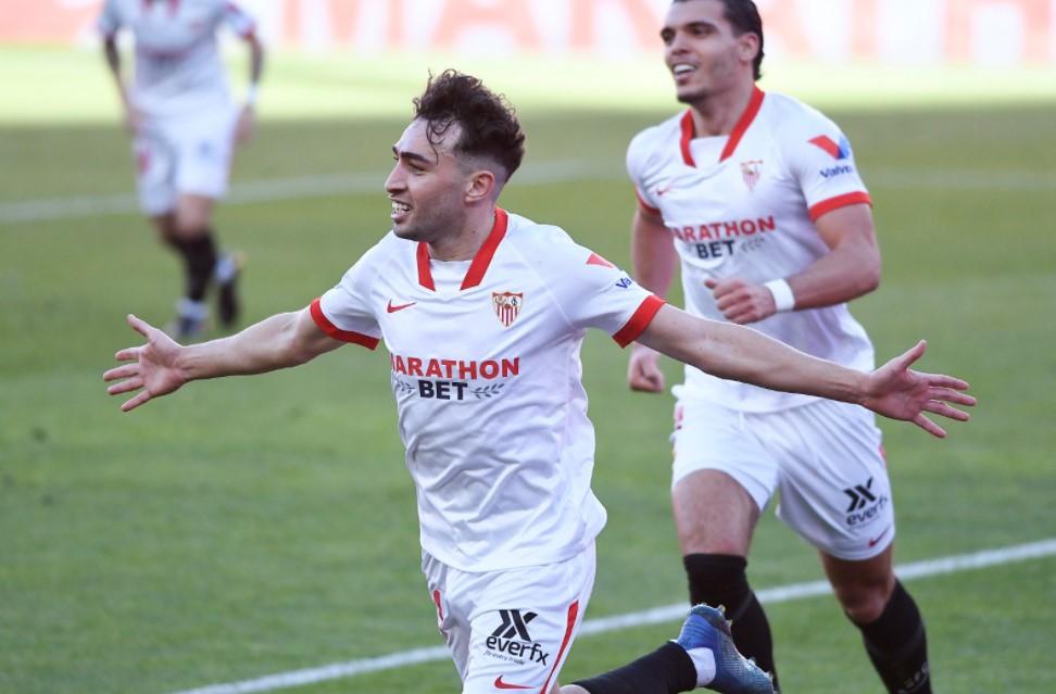 Osasuna x Sevilla