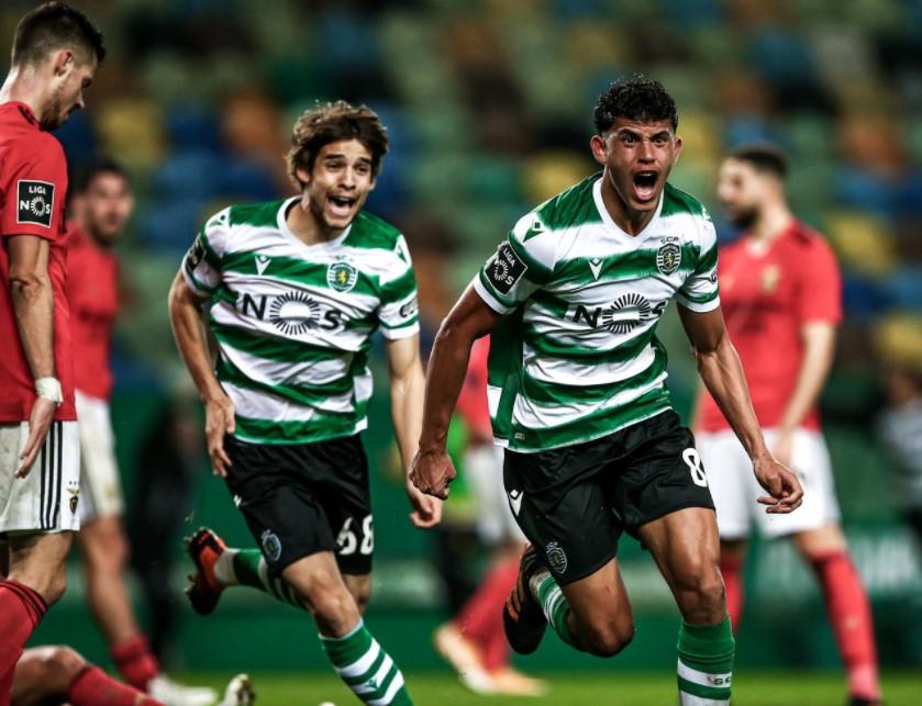 Gil Vicente x Sporting